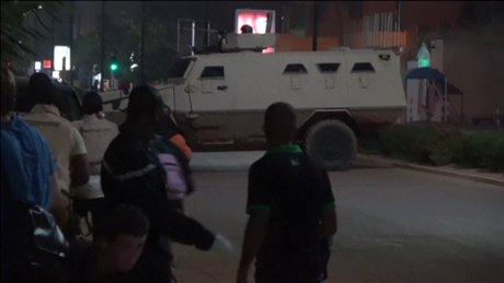 Burkina Faso'da Türk restoranına saldırı