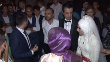 Başlamadan biten düğün...