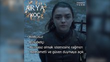 Game of Thrones karakterlerinin burçları