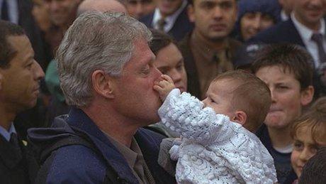 Bill Clinton'ın burnunu sıkan Erkan Işık şimdi 18 yaşında!