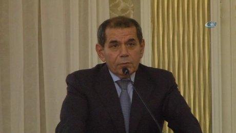 Dursun Özbek: Yeni bir takım kurmak için 14 milyon Euro harcadık