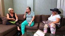 Safiye Soyman ve Faik Öztürk'ün İngilizce ile imtihanı!