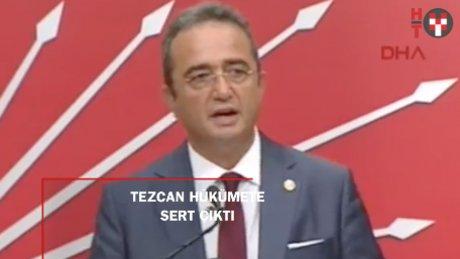 Tezcan'dan sert MİT tırları açıklaması