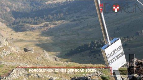 """Köroğlu'nun İzinde"" off-road şöleni"