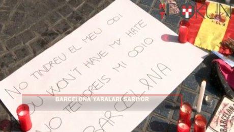 Barcelona yaralarını sarmaya çalışıyor
