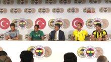 Fenerbahçe yeni transferleri Isla, Soldado ve Giuliano imzaları attı!