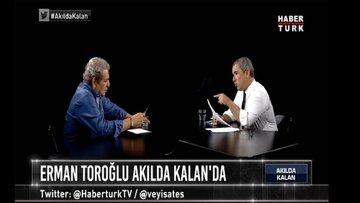 """Erman Toroğlu: """"Hakem olmaya o maçta karar verdim"""""""