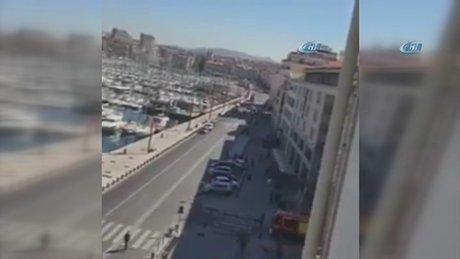 Marsilya'da otomobilli saldırı: 1 ölü