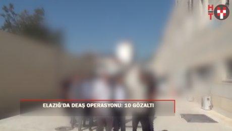 """Elazığ'daki DEAŞ şüphelisi: """"Allah'ın kamerası da seni çekiyor!"""""""