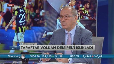 Fatih Altaylı Fenerbahçe - Trabzonspor maçını değerlendirdi