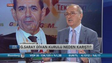 Fatih Altaylı, Galatasaray'ın mali durumunu ve Divan Kurulu'nu değerlendirdi