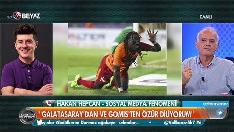 Ahmet Çakar Hakan Hepcan'a Şerefsiz Dedi !