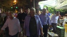 Başbakan Yıldırım, Hanoi sokaklarında yürüyüş yaptı