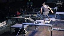 Kovalamaca turnuvasının Londra etabı