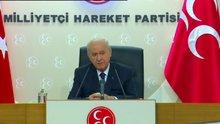 Bahçeli: Koray Aydın'ın istifası hayırlı olmuştur