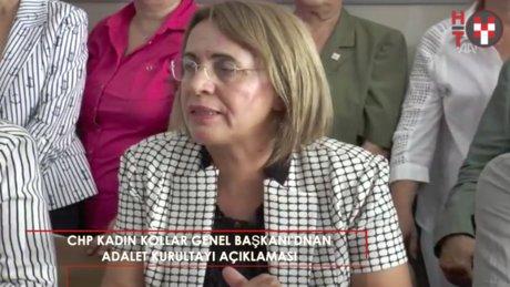 """CHP'nin """"Adalet Kurultayı"""" hazırlıkları tamam"""