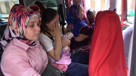 Rize'de 2 yıl arayla balkondan düşen iki çocuklarını kaybeden ailenin büyük acısı