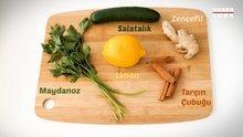 Metabolizmanızı hızlandıracak detoks tarifleri