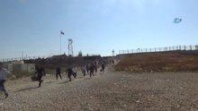 Suriyeliler Maraton koşar gibi ülkelerine gidiyor