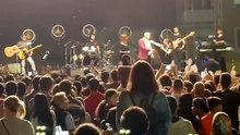 Sertab Erener, Belediye Başkanı'na sinirlendi, seyircileri sahneye davet etti