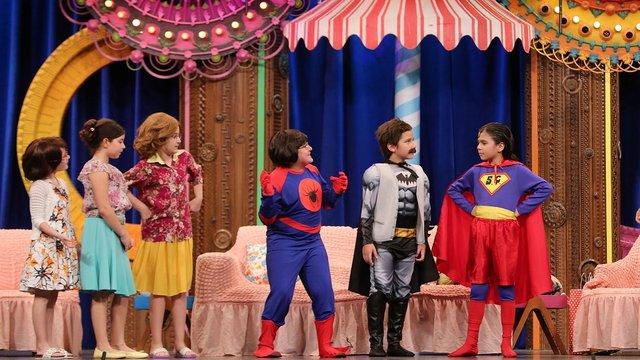 Örümcek İnsan İbrahim Süper Çocuk Mesut'a aile ziyaretine gelirse!
