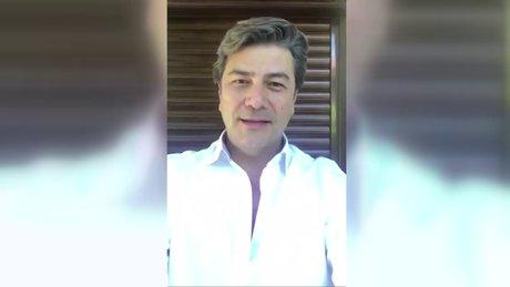 Vatan Şaşmaz son videosunu yaklaşan Kurban Bayramı için çekti