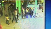 Alışveriş merkezinde operasyonu film çekimi sandılar