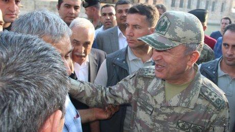 Genelkurmay Başkanı Akar'dan turistlere kebap esprisi