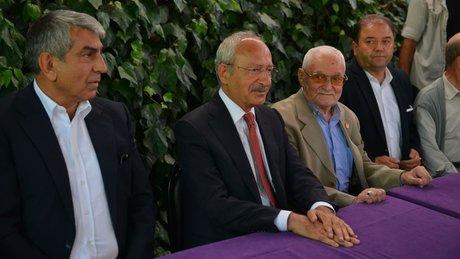 Kılıçdaroğlu: Umarım kavgalar olmaz, insanlar birbirlerini üzmezler