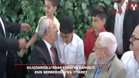 Kılıçdaroğlu'ndan Berberoğlu'na ziyaret
