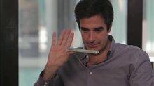 David Copperfield gösterinin hilesini anlattı