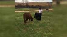 Nusret matador oldu!