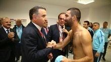 """Spor Bakanı: """"Türkler bitti demeden hiçbir şey bitmez"""""""
