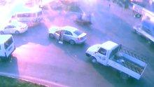 Minibüsten düşen külçe altını Suriyeli şahıs böyle aldı