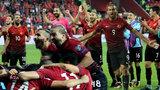 Milli Takım oyuncularından galibiyet yorumu