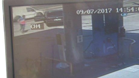 Kocaeli'de benzin istasyonunda faciadan dönüldü