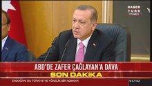 Erdoğan'dan ABD'ye Çağlayan tepkisi: Türkiye'ye yönelik adım, pis kokular geliyor