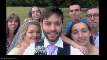 12 yaşından beri her gün selfie çeken genç evlendi!