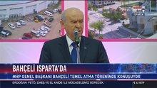 MHP Lideri Devlet Bahçeli: Hükümetin de devletin de elbetteki yanındayız