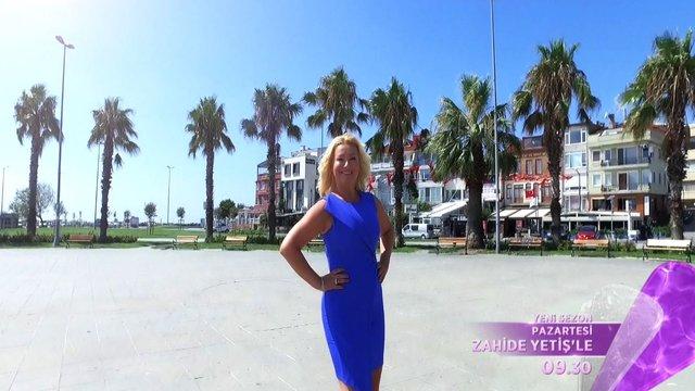 Zahide Yetiş'le Yeni Sezonuyla Bugün Show TV'de başlıyor!