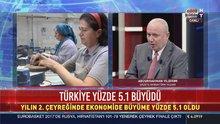 Türkiye ekonomisi ikinci çeyrekte yüzde 5.1 büyüdü