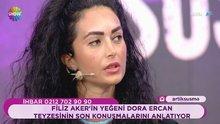 Filiz Aker'in yeğeni olay akşamını anlatıyor!