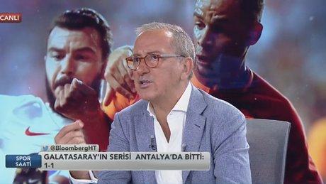 Fatih Kuşçu / Fatih Altaylı - Spor Saati / 2.Bölüm (11.09.2017)