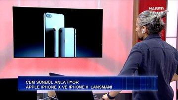 İşte merak edilen iPhone 8 ve 8 Plus tanıtımı