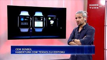 Apple, yeni Apple Watch tanıtımını gerçekleştirdi