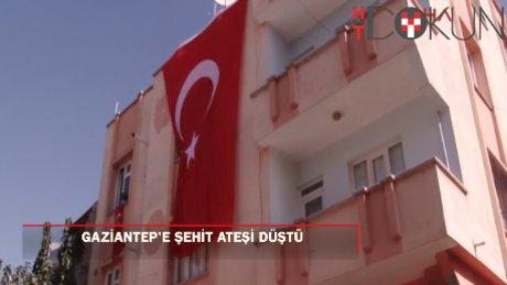 Şehit piyade sözleşmeli er Çetinkaya'nın baba ocağında yas