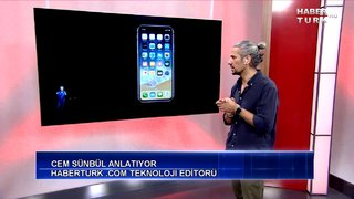 APPLE, 10. YILDA İPHONE X'U TANITTI