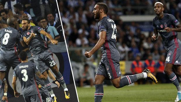 Porto maçı sonrası Cenk Tosun, Pepe ve Ryan Babel açıklamaları