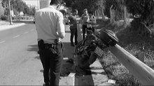 100 bin dolar taşıyan motosikletli kuryeye silahlı saldırı