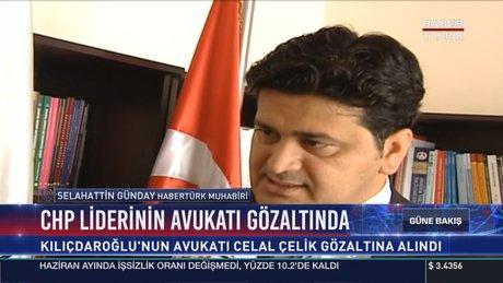 CHP liderinin avukatı gözaltında